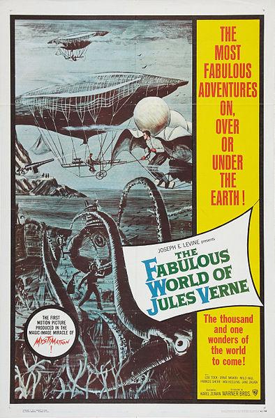 20000 Leghe sotto i Mari e i Calamari Giganti