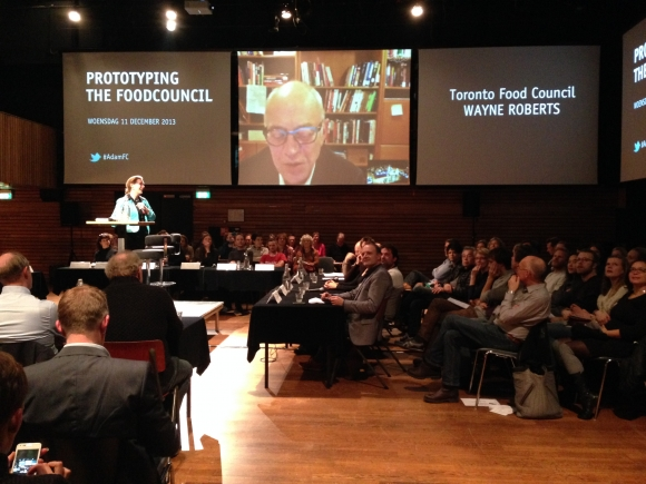 Prototipare un Food Council per Amsterdam