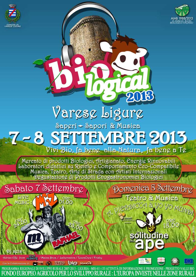 Bio logical a Varese Ligure