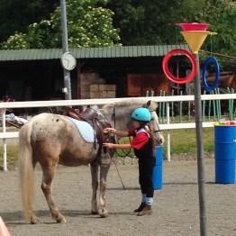 Cascina Sora - Lezione Cavallo