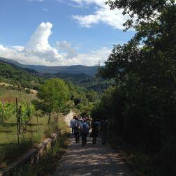 Campdigrano - In cammino verso l'orto