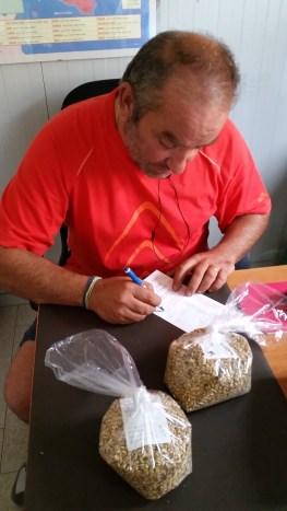 Consorzio Formicoso Alta Irpinia - Presa in Carico del Grano