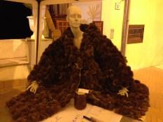 Cuccaro Vetere - Donna Vestita di Castagne