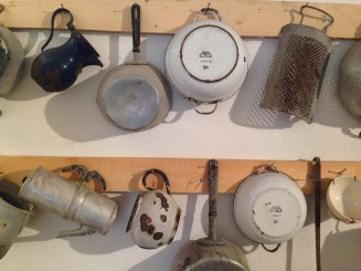 Casa Museo Lozio - Cucina Pentolini