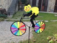 Martino e le Api - Ape in Bicicletta