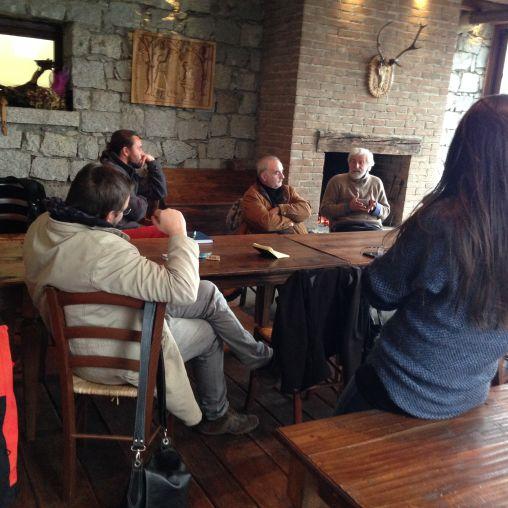 Agriturismo San Faustino - Ospiti Incontro Biodistretto Valcamonica