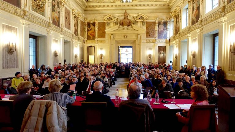 Sovranità Alimentare a Milano -Convegno Expo multinazionali