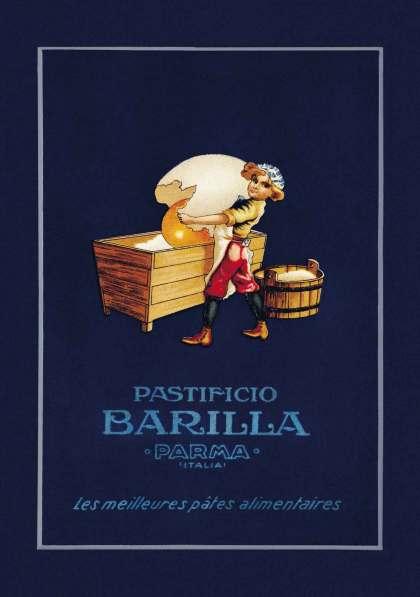 Cartolina Postale 1911 Barilla