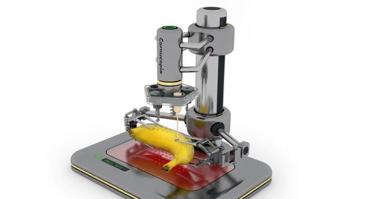 3D Priter For Food