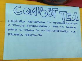 OrtoDiCarta a Ivrea - Compost Tea