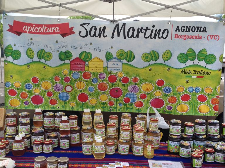 Mercato Contadino Pero - Apicoltura San Martino