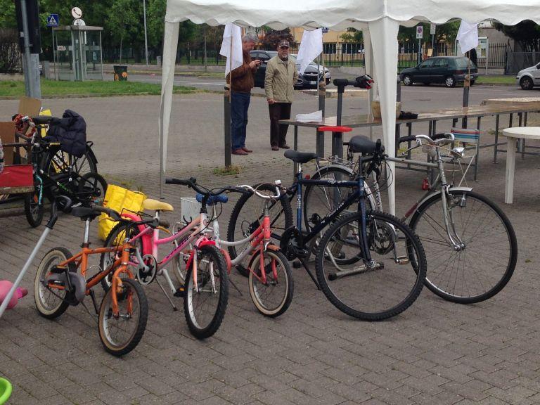 Mercato Contadino Pero - Biciclette
