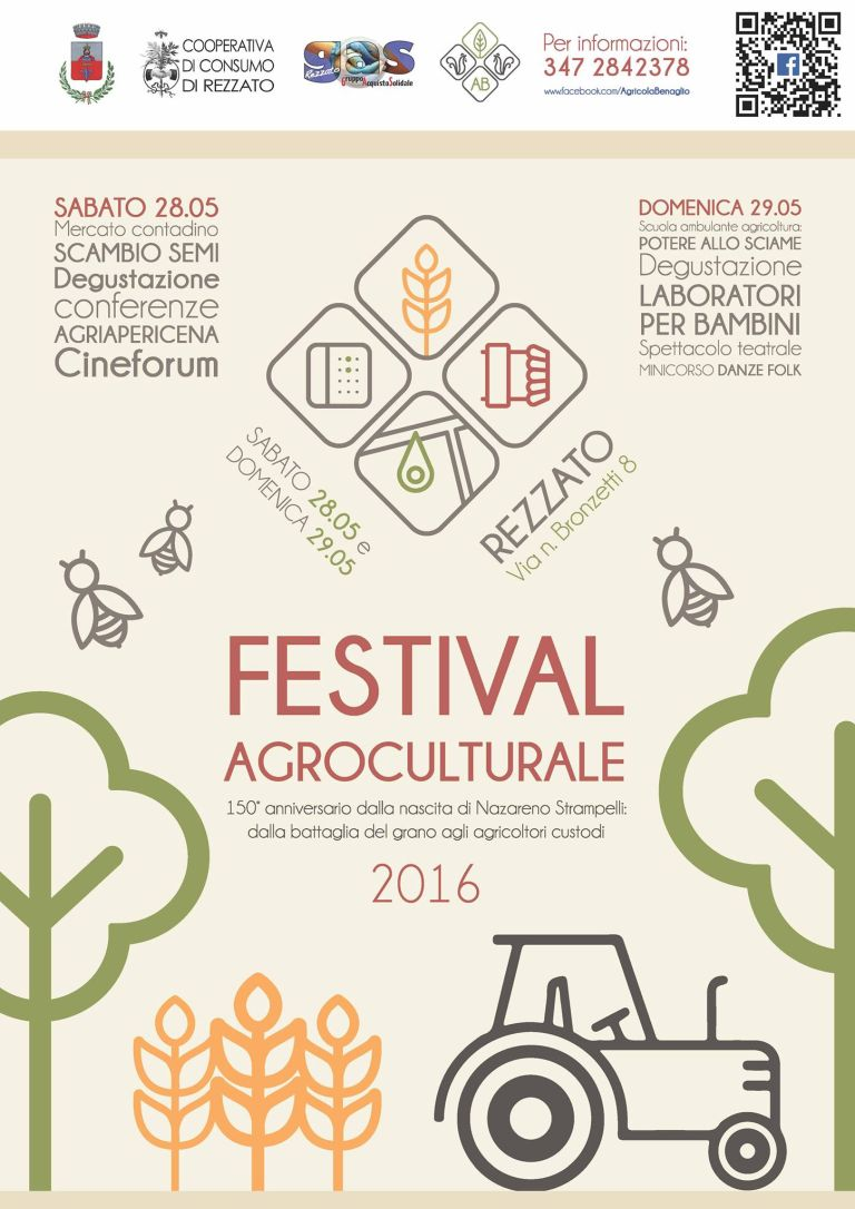 Festival AgroCulturale 2016