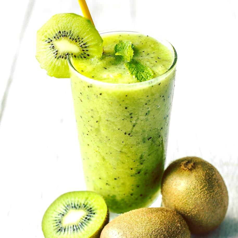 Frullato di kiwi: la bevanda della salute