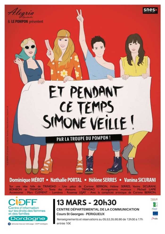 Et Pendant Ce Temps Simone Veille : pendant, temps, simone, veille, PENDANT, TEMPS, SIMONE, VEILLE