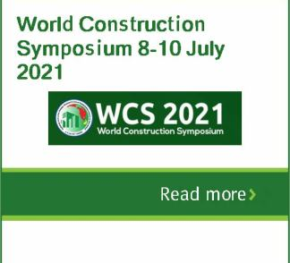 World Construction Symposium 8-10 July 2021 - CIB