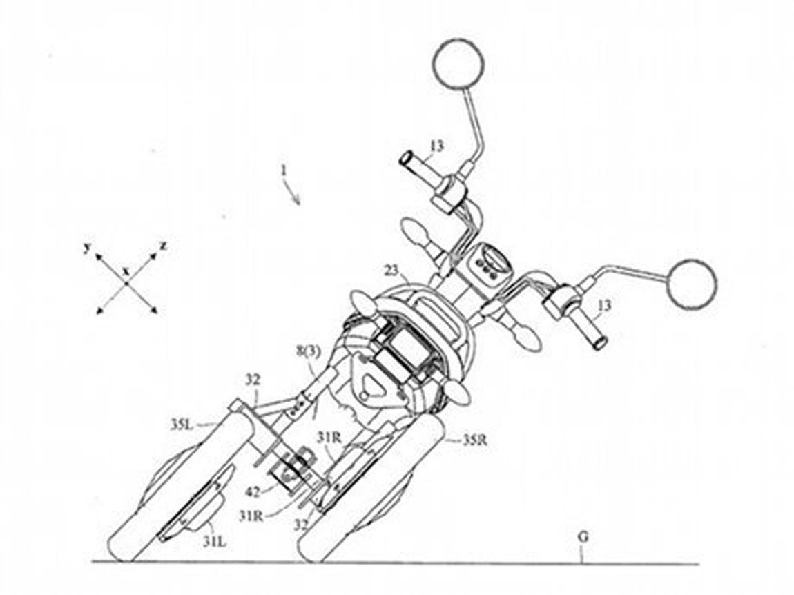 Yamaha Patenkan Motor Listrik