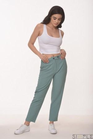 Φωτογραφία προϊόντος Παντελόνι κρεπ με τσέπες
