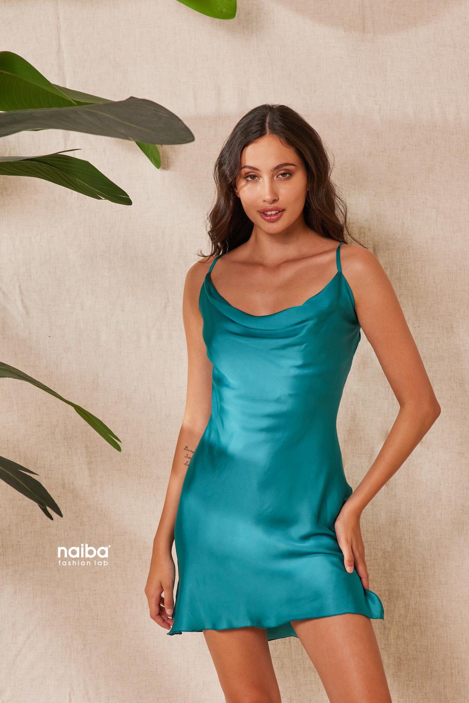 Φωτογραφία προϊόντος Φόρεμα σατέν