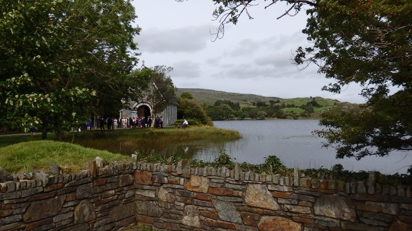 Sept 2014 Gougane Barra, Co. Cork, Ireland.