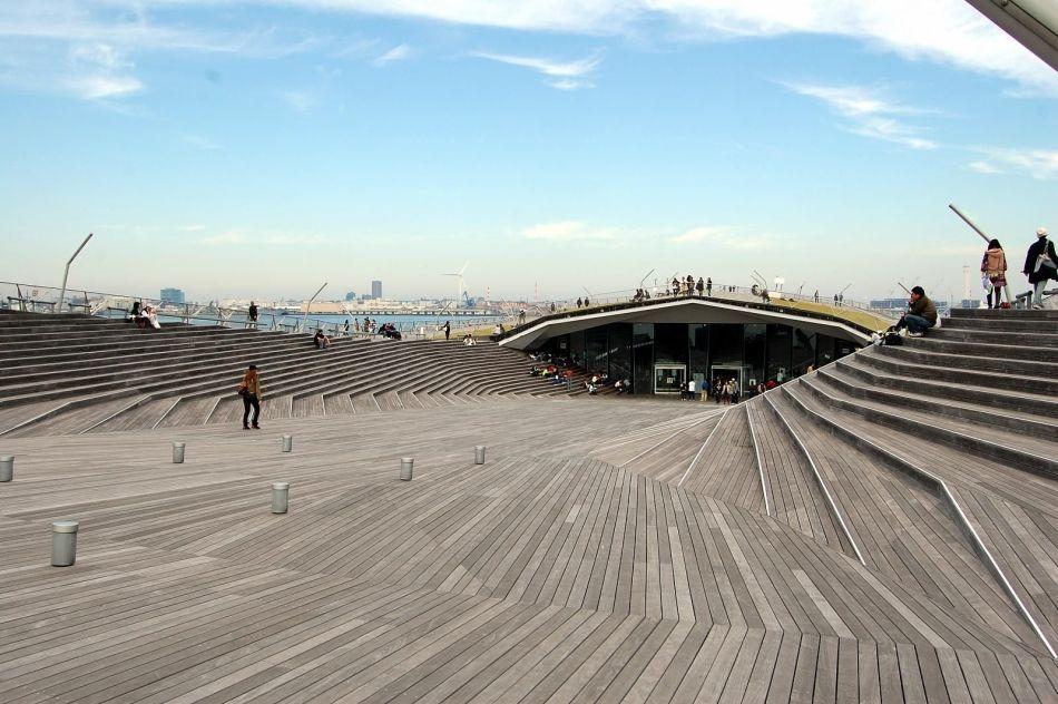 Yokohama International Port terminal