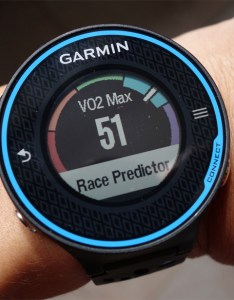 Fr vo max screen also garmin  race times from blog cicerunner rh wordpress