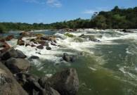 Rapids of Rio Trombetas