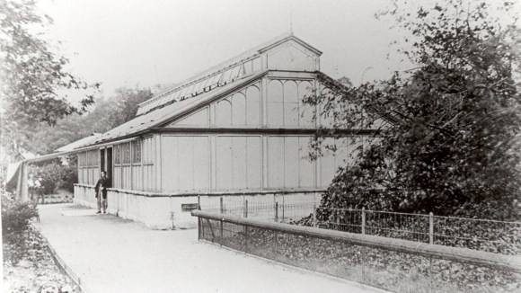 The Fish House at ZSL London Zoo