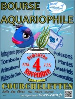 Bourse aquariophile Courchelettes