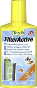 Tetra FilterActive activation du filtre