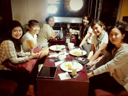 Meetup Pertama idGeekGirls