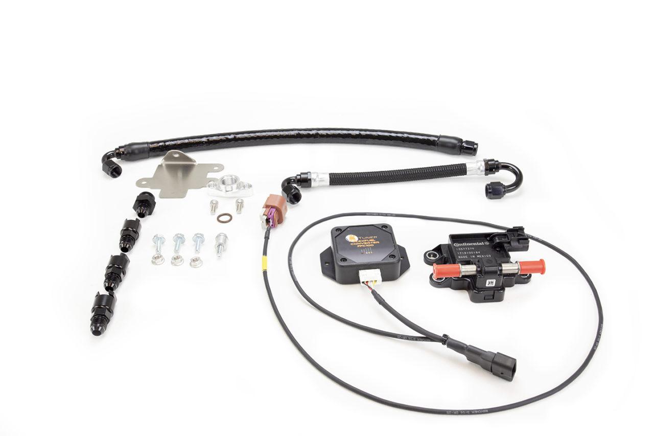 GT1R Gen 2 FlexFuel Kit » Cicio Performance