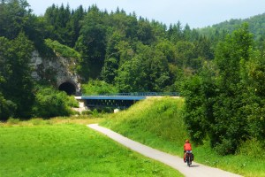 Cicloturismo in Germania - Via Istrum