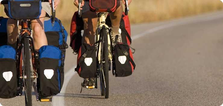 barse per cicloturismo e biciclette da viaggio