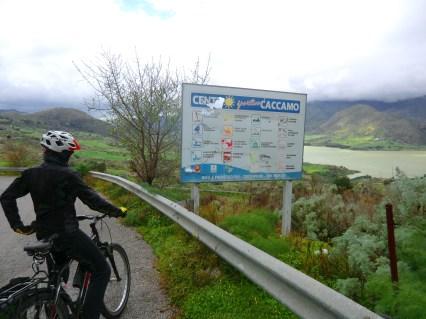 Itinerario Cicloturistico Caccamo 06