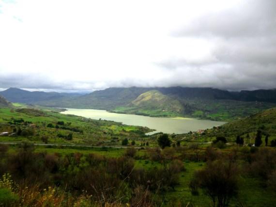 Lake Rosamarina