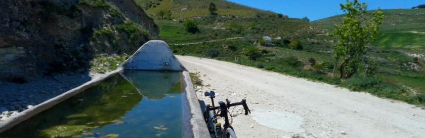 Cycling the Magna Via Francigena in Sicily