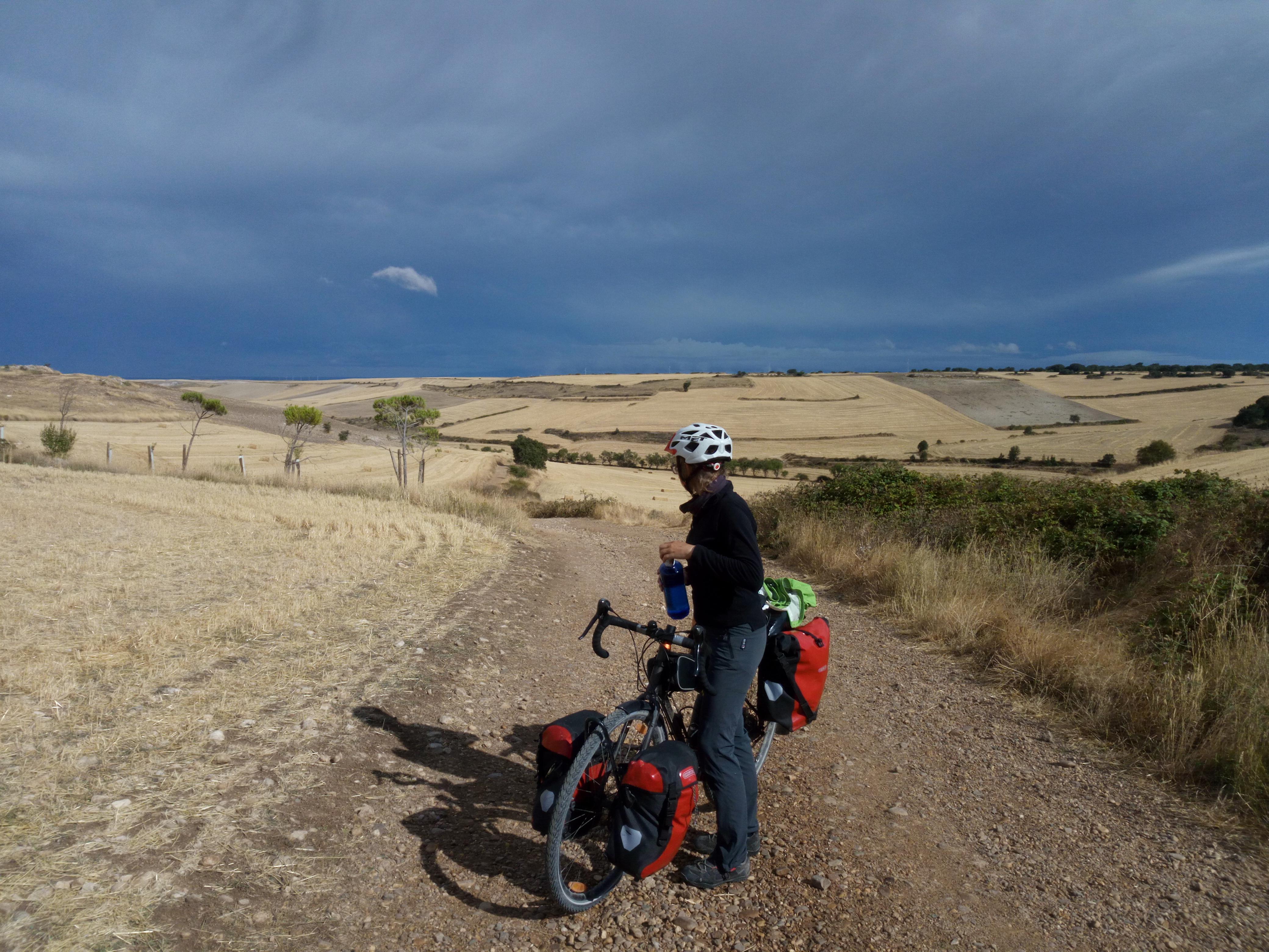 los angeles ab9be 743e3 Il Cammino di Santiago in bicicletta | Ciclabili Siciliane ...