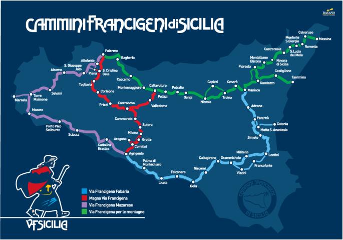 Vie Francigene di Sicilia
