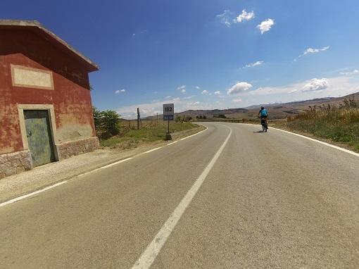 noleggio bici Specialized Sequoia in Sicilia
