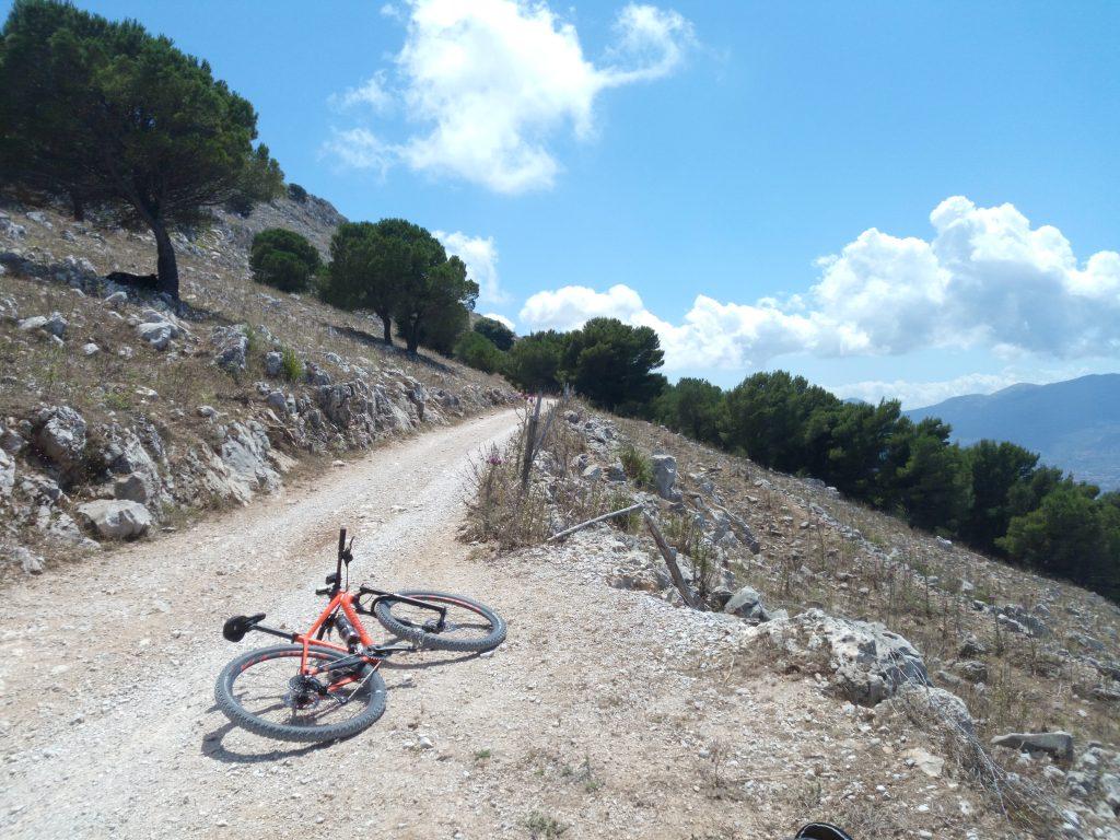 Tour a Palermo in mountain bike