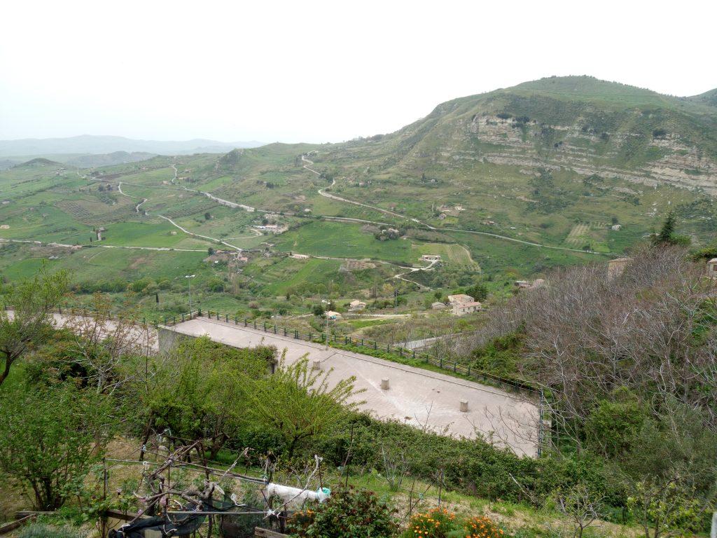 giro della Sicilia in mountain bike