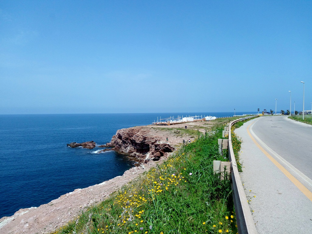 Road Cycling All Year Round in Sicily