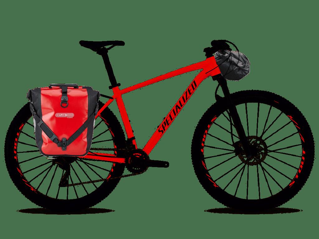 Specialized Rockhopper Pro 29 - Viaggio