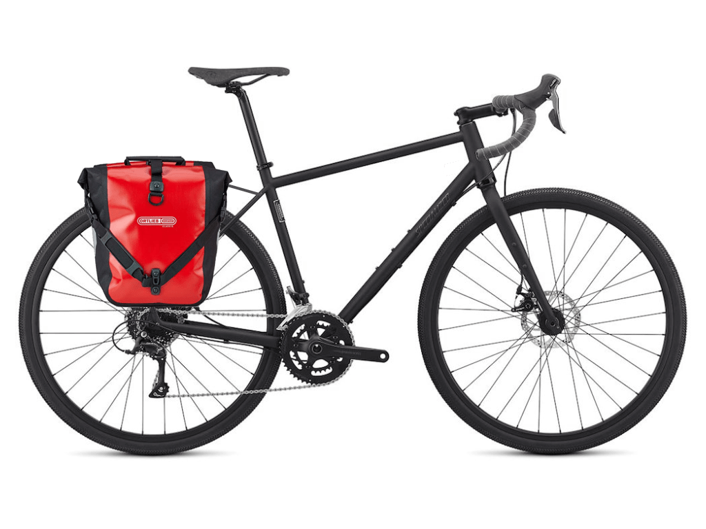Specialized Sequoia 2018 Ortlieb Panniers