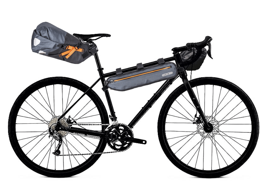 Specialized Sequoia in Bikepacking