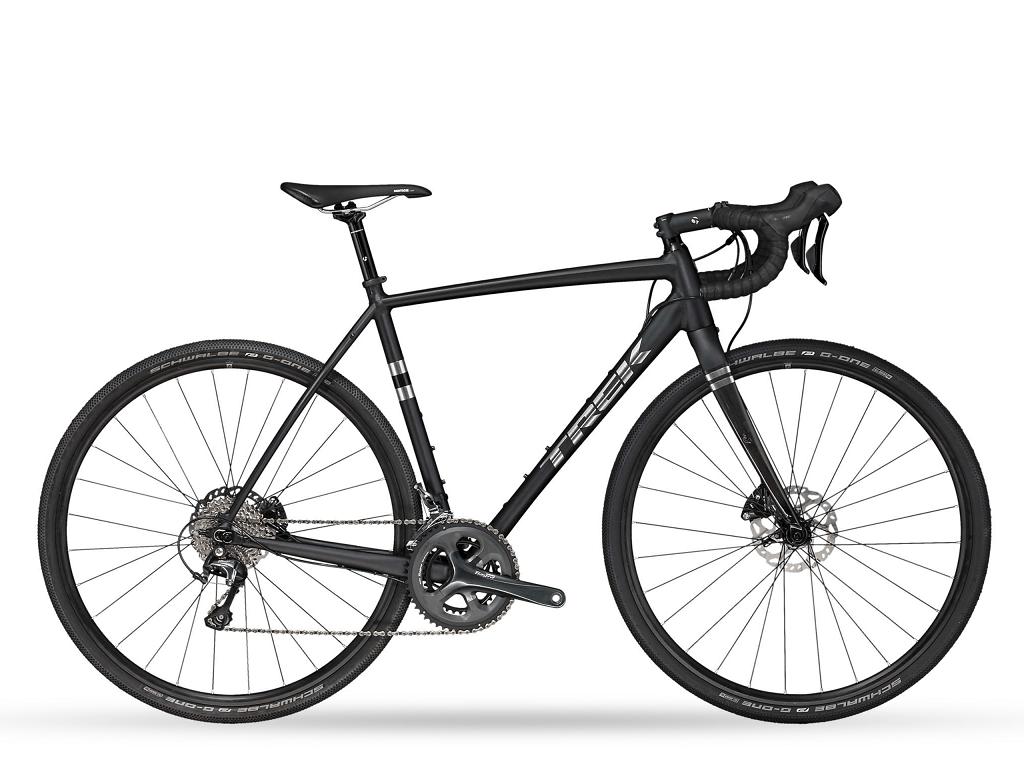 Treck Checkpoint AL4 - Gravel bike Sicily