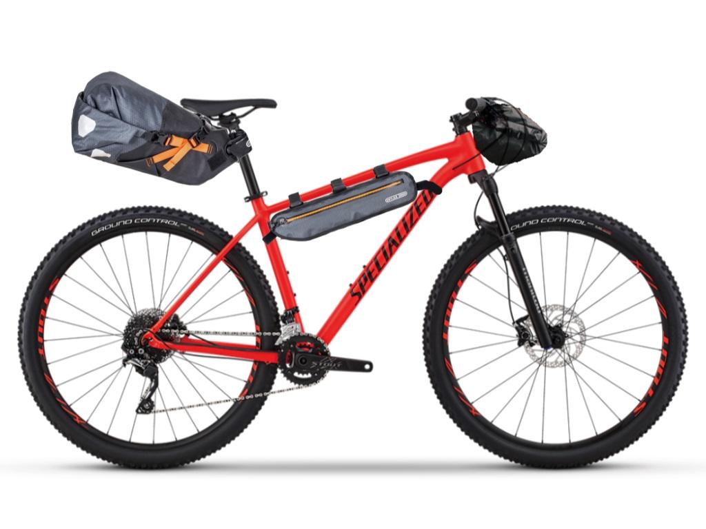 specialized rockhopper bikepacking sizilien