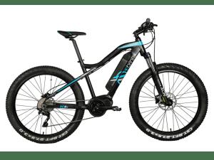 Brinke XCR+ E-mtb - Bikepacking