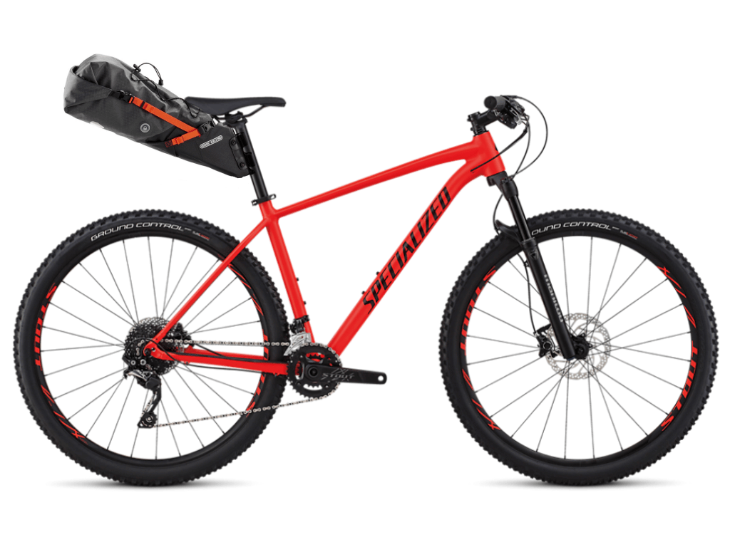 Specialized Rockhopper 2018 bikepacking ita